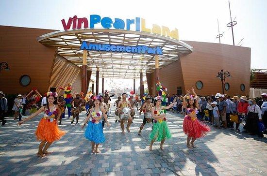 Ticket Vinpearl Land Nam Hoi An & Shuttle bus round trip from Da Nang