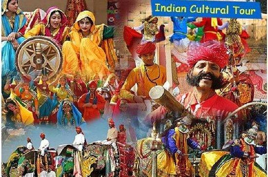 TOUR PRIVADO CULTURAL Y HERENCIA INDIA