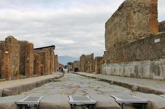 Pompei Ruins Tilgjengelig Tour