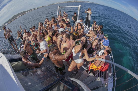 SOLO IBIZA BOAT PARTY