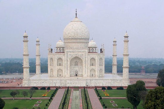 Taj Mahal Trip from Jaipur with Lunch...