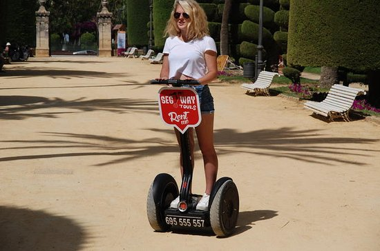 MINI TOUR SEGWAY 30min