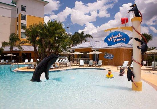 Fairfield Inn & Suites by Marriott Orlando at SeaWorld : Health club