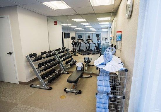 SpringHill Suites Winston-Salem Hanes Mall: Health club