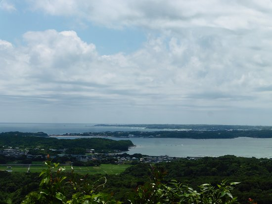 Mie Prefecture, ญี่ปุ่น: 展望台からの景色です。