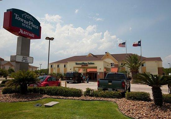 Clute, Teksas: Exterior
