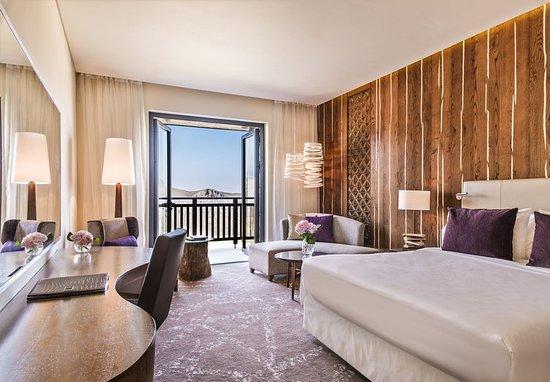 Qusar, Azerbaijan: Guest room