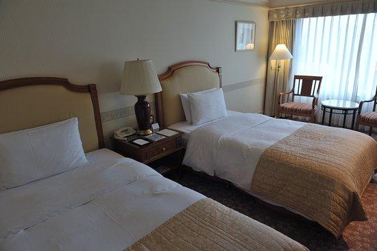 Hotel Nikko Princess Kyoto: ツインルーム