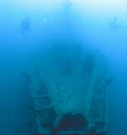 East New Britain, Papua Nowa Gwinea: We now dive numerous WWII wrecks nobody else dives, its what we do so book NOW!!