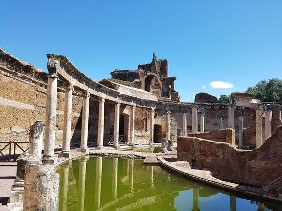 Villa Adriana - World Heritage Site