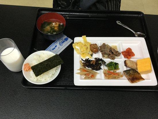 Hachijo View Hotel: 美味しい朝食