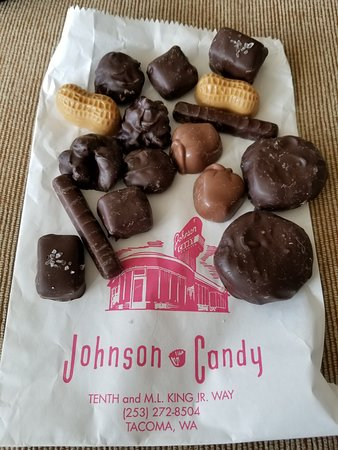 ‪Johnson Candy‬