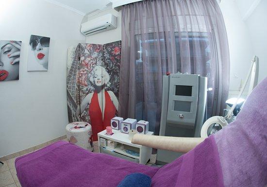 Peraia, Greece: Το δωμάτιο του προσώπου