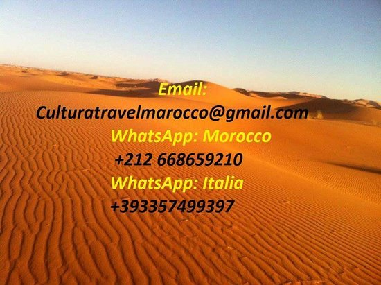 Cultura Travel Morocco