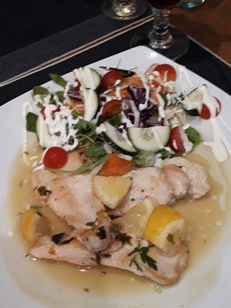 Casa Toni: Pollo francesa