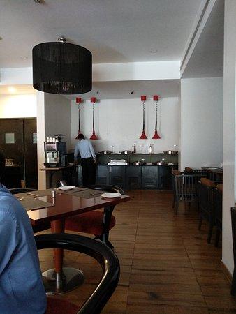 Ebony hotel hyderabad review