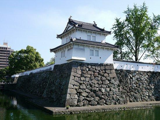 Funai Castle Ruin