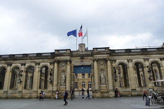 city hall of bordeaux 2 ボルドー hotel de ville city hall の