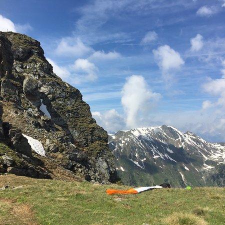 Vercorin, İsviçre: Au cœur du vallon de Réchy