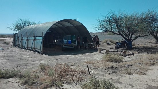 Tankwa Karoo National Park, South Africa: Camp Climax ... all on your own