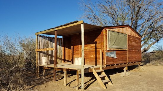 Tankwa Karoo National Park, South Africa: On Suite Cabins