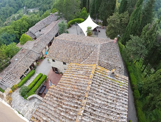 Castello di Tornano照片