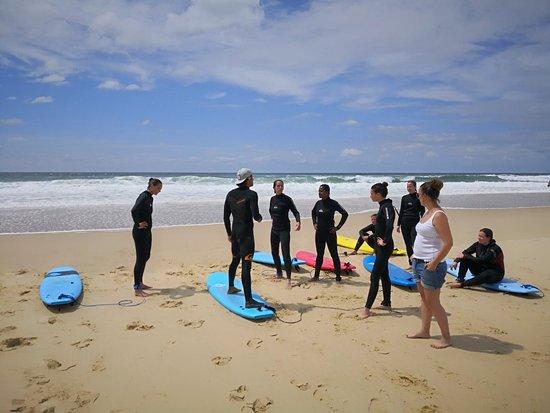 Cap-Ferret, France : ESCF Ecole de Surf du Cap Ferret