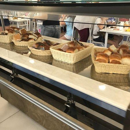 Lazurny Bereg: Питание в обед