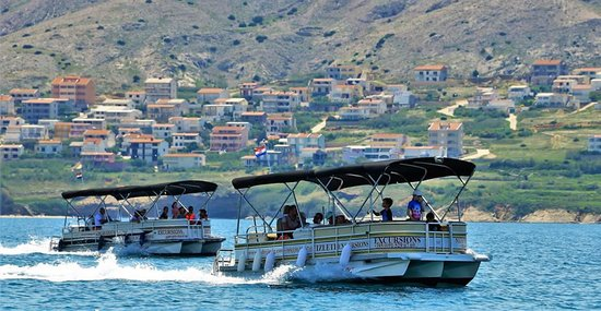 Andreja Boats Tours