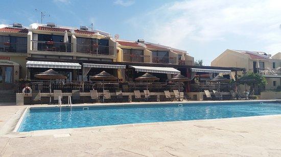Erimi, Cypr: restaurant