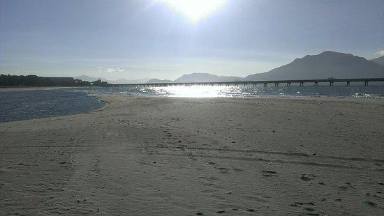 Lucinda, Australia: Low tide