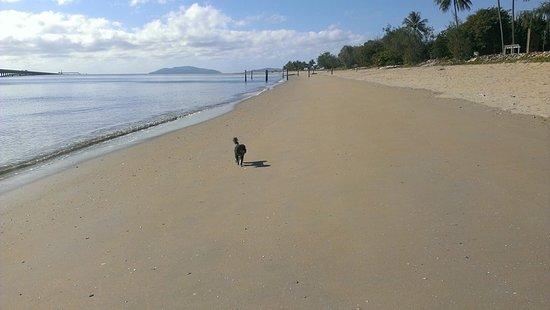 Lucinda, Australia: Gorgeous beach