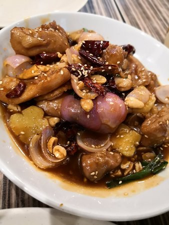 Nice Cantonese food
