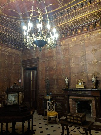 Province of Palermo, อิตาลี: Palazzo Alliata di Villafranca