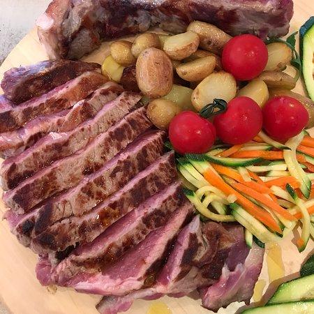 Restaurant La Calabre: Tradizione italiana e alta qualità