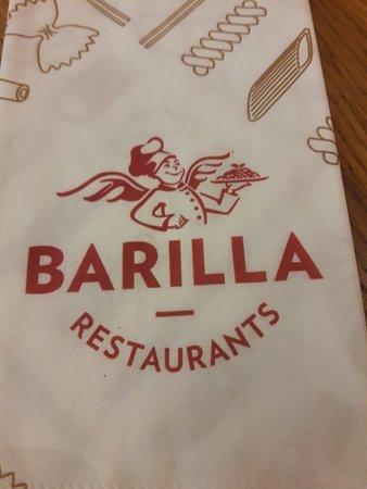 Bilde fra Barilla Restaurant
