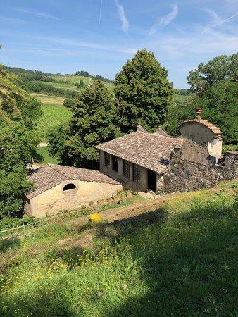 Greti, Italy: Paesaggio bellissimo!