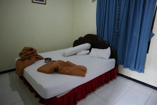 Sarangan, Indonesien: Family room 2 bed