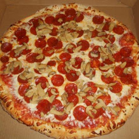 Patton, Pensylwania: Delicious Pizza