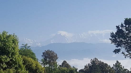 Mighty Himalayas!
