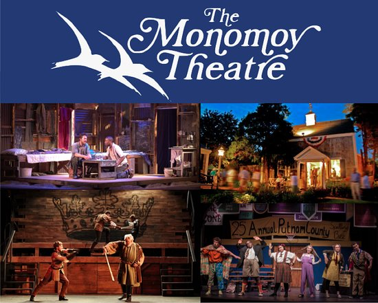 Monomoy Theatre is a professional training company that produces plays & musicals in the summers