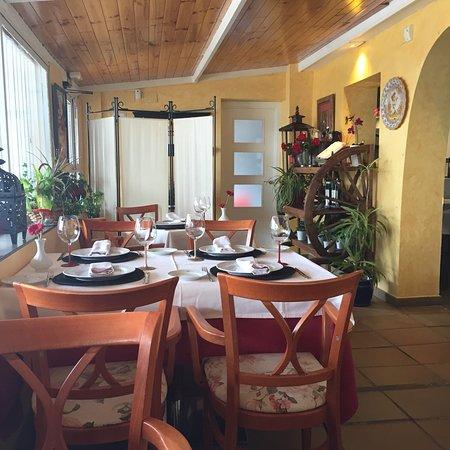 Restaurante meson gerardo en pedrezuela con cocina asador - Casa gerardo pedrezuela ...