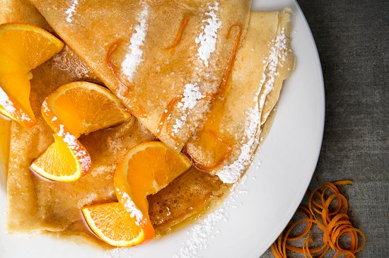 Creperie Chez Suzette : Come and try our delicious crepe Suzette :