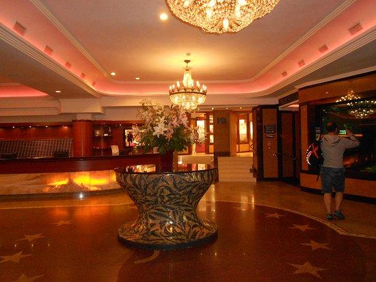 Hotel Golebiewski: Recepce
