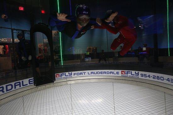 Ifly Indoor Skydiving Fort Lauderdale Davie 2020 All
