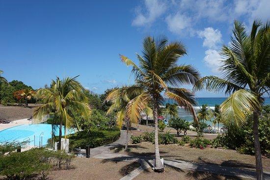 Pierre&Vacances Village Club Sainte-Anne : Vu de notre terrasse
