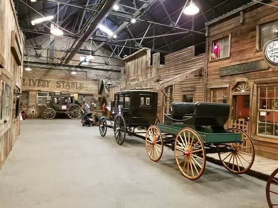 Ghost Town Museum