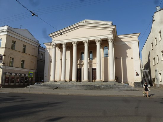 ‪Gorky National Academic Drama Theatre‬