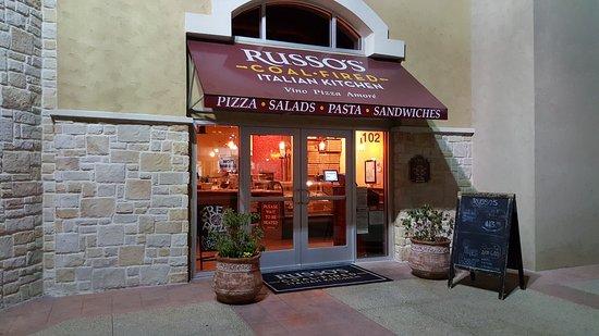 Restaurants Italian Near Me: Russo's Coal Fired Italian Kitchen, San Antonio