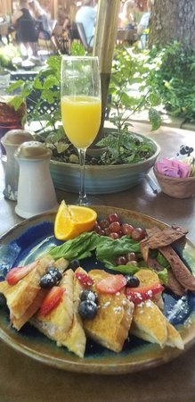 The Pottery House Café and Grille: Wonderful brunch!!